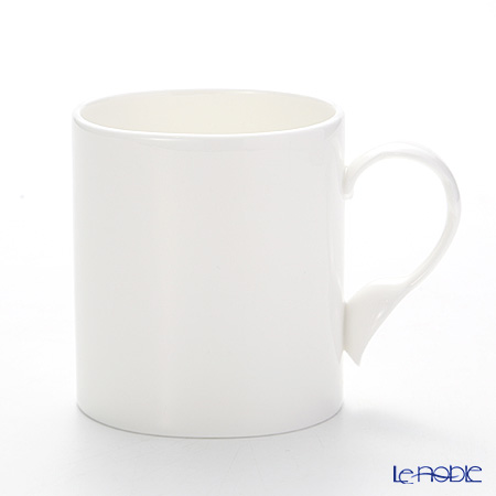 Twig NEW YORK cutlery collection Oval mug white 430 ml