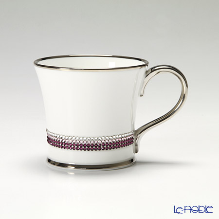 Prouna 'Jewelry - Chain' Tiara Amethyst Purple Mug 250ml