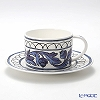Twig New York 'Blue Bird' Cup & Saucer 200ml