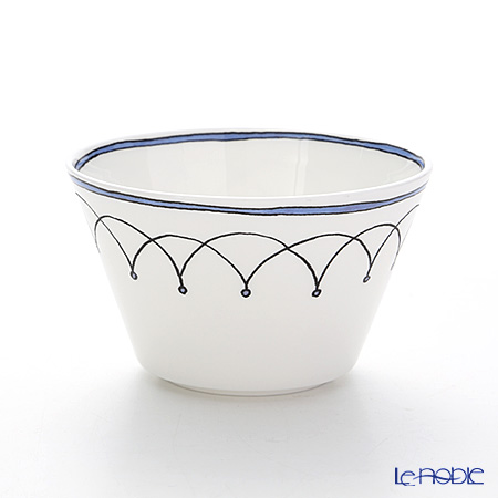 Twig New York Blue Bird Fruit, Nut & Rice Bowl