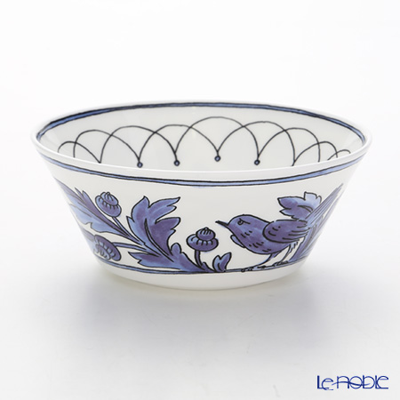 Twig New York Blue Bird Cereal & Soup Bowl