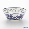 Twig New York 'Blue Bird' Cereal & Soup Bowl 14cm