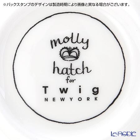 Twig NEW YORK ヘリテージ ブルーバードプレート セット(10.5/13/16cm)
