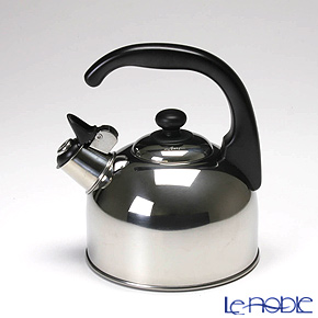 Thai Stainless Steel Seagull  Whistling Kettle 1.5 ltr