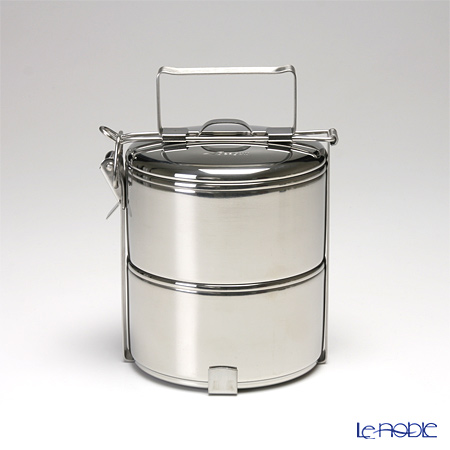Seagull 'Stainless' 2 Tier Food Carrier 11.5cm