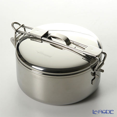 Seagull 'Stainless' 1 Tier Food Carrier 11.5cm