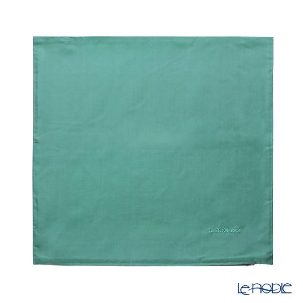 Jim Thompson Cushion Cover Silk Plain Blue Green 45x45cm