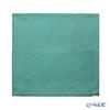 Jim Thompson 'Blue Green Plain' Silk Cushion Cover 46x46cm
