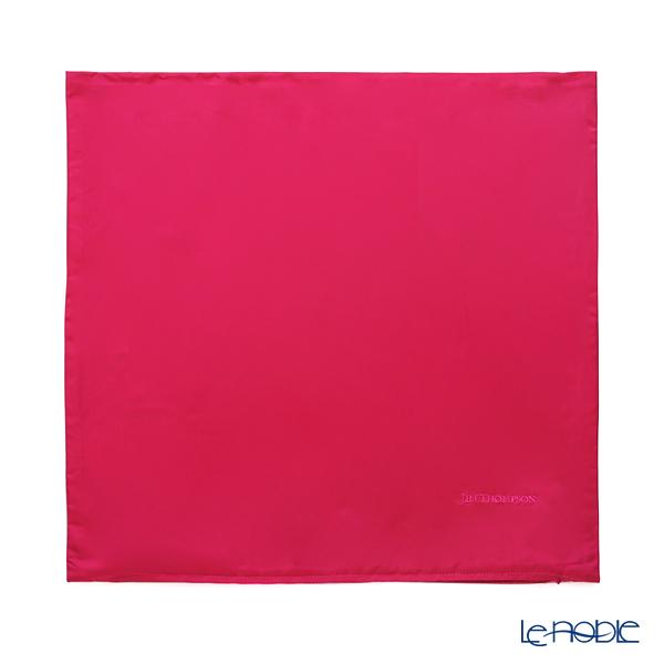 Jim Thompson Cushion Cover Silk Plain Ruby Pink 45x45cm