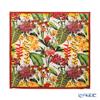 Jim Thompson 'Rainflower' Beige  Silk Cushion Cover 46x46cm