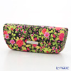 Jim Thompson's hard eyeglass case 11310044A Little flower/black