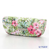 Jim Thompson 'Hibiscus Flower' Pink & Green 11310058A Eyewear Case 16x6cm