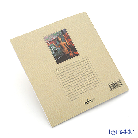 ジムトンプソン ブックレット(書籍)フランス語版