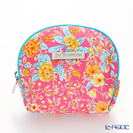 Jim Thompson's coin purse 1310044B Little flower pink
