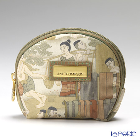 ジムトンプソン コインパース 1133418Bエンシャント タイ クラシック