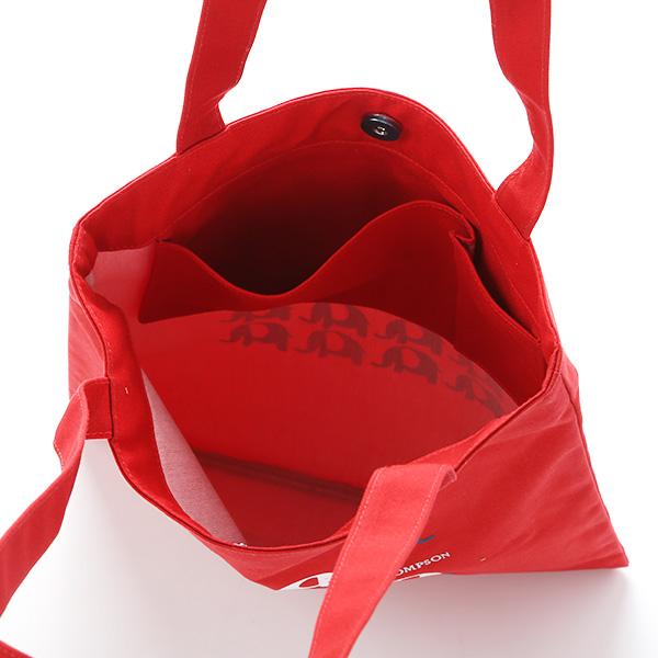 Jim Thompson lesson bag D3043A ゾウシルエット 19 / Red