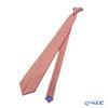 Jim Thompson 'Elephant Lost' Orange PSB4792AC Silk Necktie 150x8cm