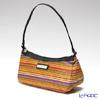 Jim Thompson 'Colorful Border' 145000MD Crescent Bag 23x12cm