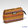 Jim Thompson 'Colorful Border' 145000MD Cosmetic Pouch 18x10cm