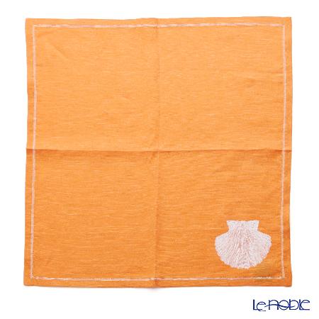 ジムトンプソン リネンナプキン 1489711Cシェル オレンジ