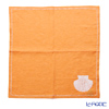Jim Thompson 'Shell' Orange 1489711C Linen Napkin 45x45cm