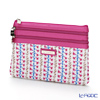 Jim Thompson's three-pouch 1136248A White Pink Bellflower
