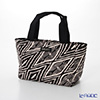 Jim Thompson 'Zig-zag' Black / White PCB6409A Sorrento Tote Bag 39.5x19.5cm