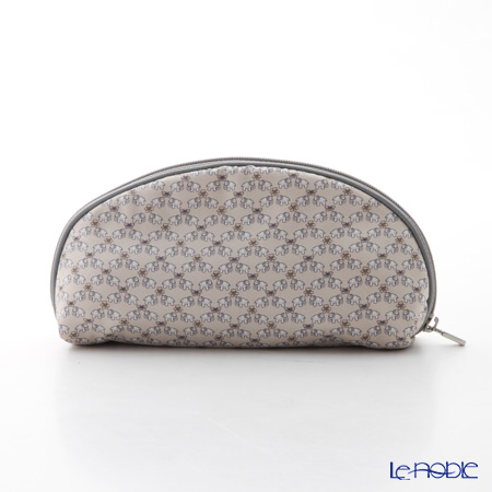 Thompson oval pouch 1135521C Elephant 2 White Butterfly grey