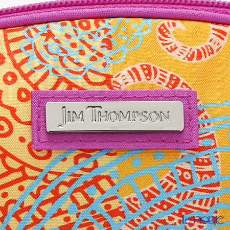 Thompson oval pouch 1136416A SA red / orange