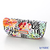 Jim Thompson 'Hibiscus Flower / Zebra' 1136417A Eyewear Case 16x6cm