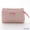 Jim Thompson's Shanghai pouch 1136438A Con Thailand beige / pink