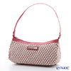 Thompson Crescent bag 1136438A Con Thailand beige / pink