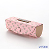 Jim Thompson 'Mini Fish' Pink 1136437A Lipstick Case 8.5x2.5cm