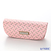 Jim Thompson 'Mini Fish' Pink 1136437A Eyewear Case 16x6cm