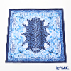 Thompson Cushion cover silk ruffle 7710D How flower blue