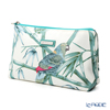 Jim Thompson 'Parrot and Bamboo' PCB4327C  Multi Pouch 23.5x12cm (M)