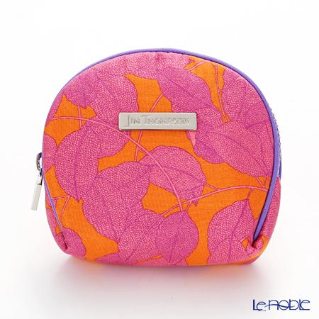 ジムトンプソン コインパース 1310105Cリーフピンク/オレンジ