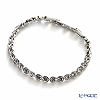 Swarovski 'Tennis / White' Rhodium SW1791305 Bracelet 17cm