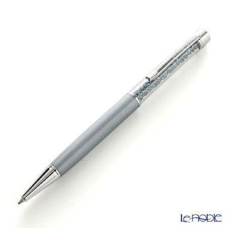 スワロフスキー Crystalline ボールペン シルバーSWV1-079-440