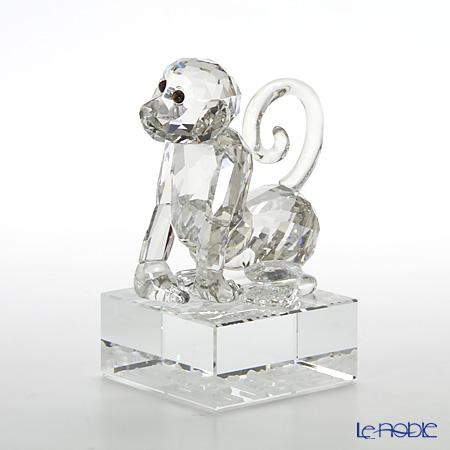 Swarovski 'Chinese Zodiac Collection - Monkey' SWV1080230 Decoration Object H8.5cm