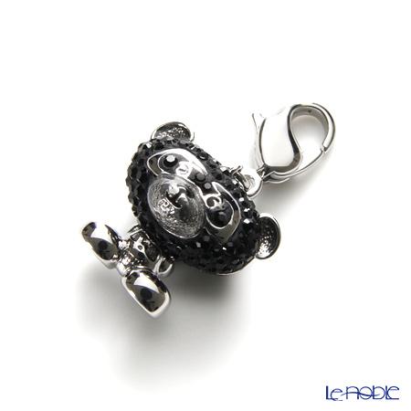 スワロフスキー チャーム Heavy Metal Bo BearSW1161104