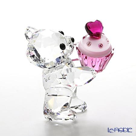 スワロフスキー Kris Bear - Pink CupcakeSWV5-004-484