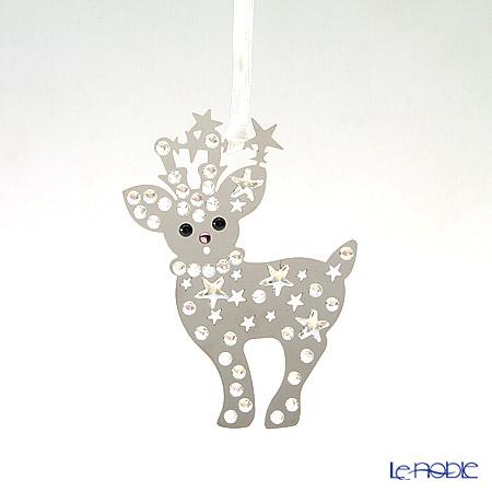 Swarovski Christmas Ornament Baby Reindeer SWV5-004-501