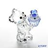 スワロフスキー Kris Bear - Blue CupcakeSWV5-051-769
