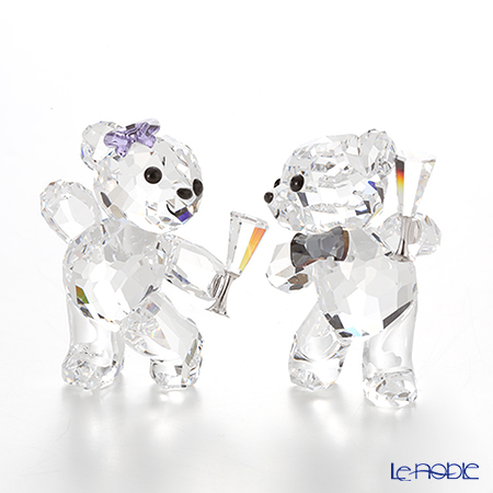 Swarovski Kris Bear - Let's Celebrate SWV5-063-325