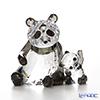 スワロフスキー パンダの親子SWV5-063-690