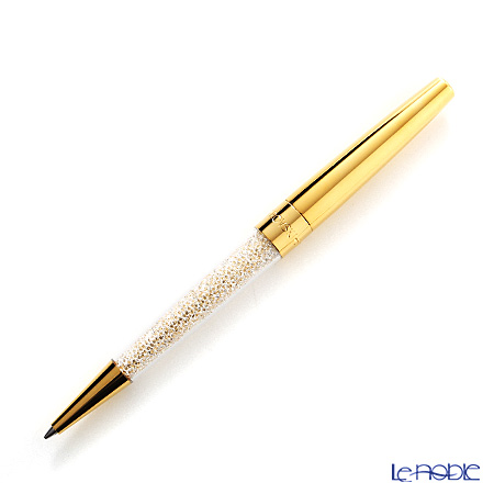 スワロフスキー Crystalline ボールペン Stardust(ゴールド)SWV5-064-410