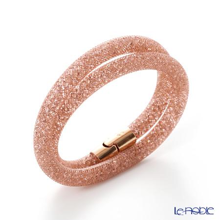 スワロフスキー ブレスレット(チョーカー) Stardust Pink DoubleSW5089853