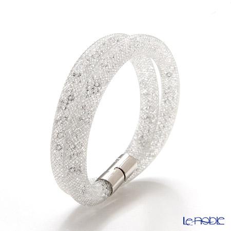 スワロフスキー ブレスレット(チョーカー) Stardust Light Gray SSW5102551