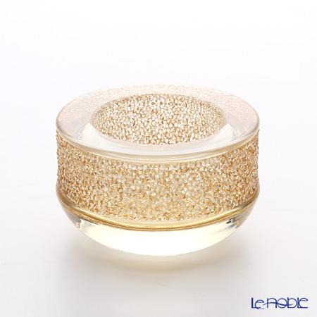 スワロフスキー Shimmer ティーライトキャンドルホルダー Gold Tone(ゴールド)SWV5-108-877